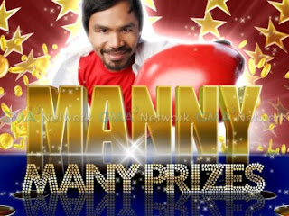 Manny Many Prizes November 11, 2012