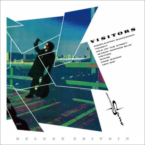 佐野元春 – VISITORS/Motoharu Sano – VISITORS (2013.02.20/MP3/RAR)