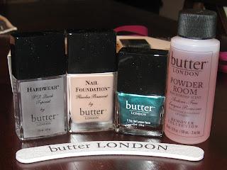 Butter London Backstage Basics