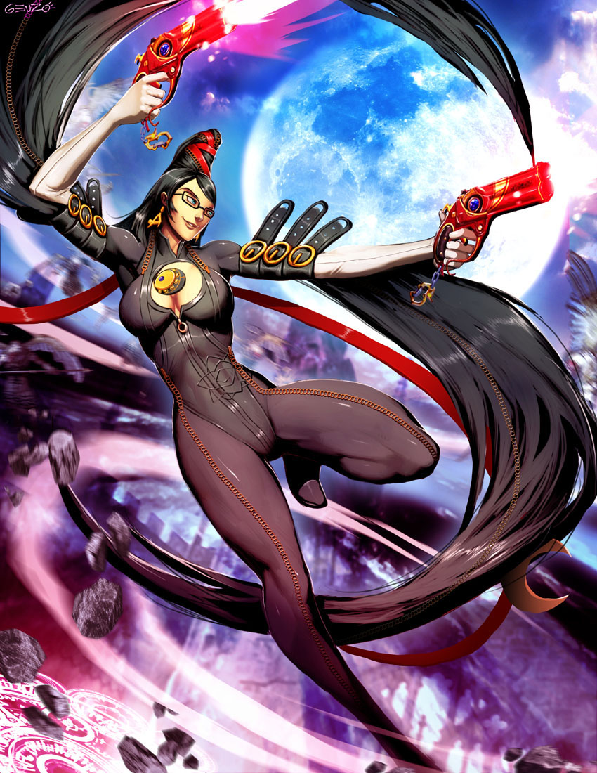 Bayonetta HD & Widescreen Wallpaper 0.759816724925453