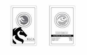 KLCA Commemorative Silver Coin