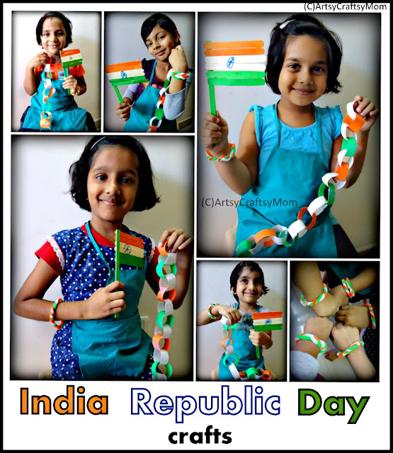 India Republic Day Crafts - Artsy Craftsy Mom | Artsy Craftsy Mom