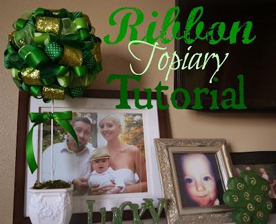 http://thriftyartsygirl.blogspot.com/2015/03/st-patrick-day-ribbon-topiary.html