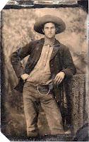 cowboy, c. 1890.