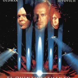 Poster The Fifth Element 1997