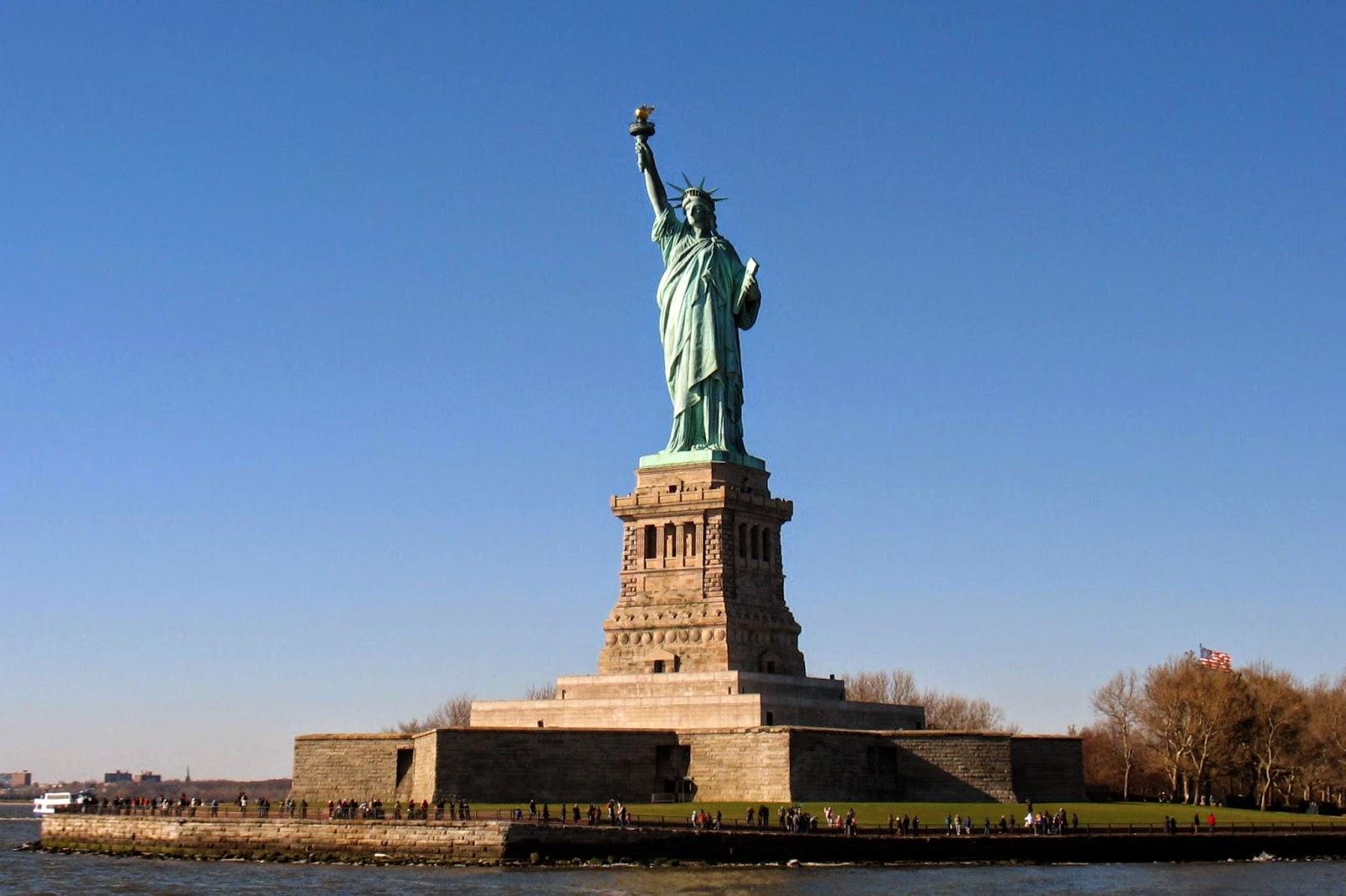 La Estatua de la Libertad New York City NY