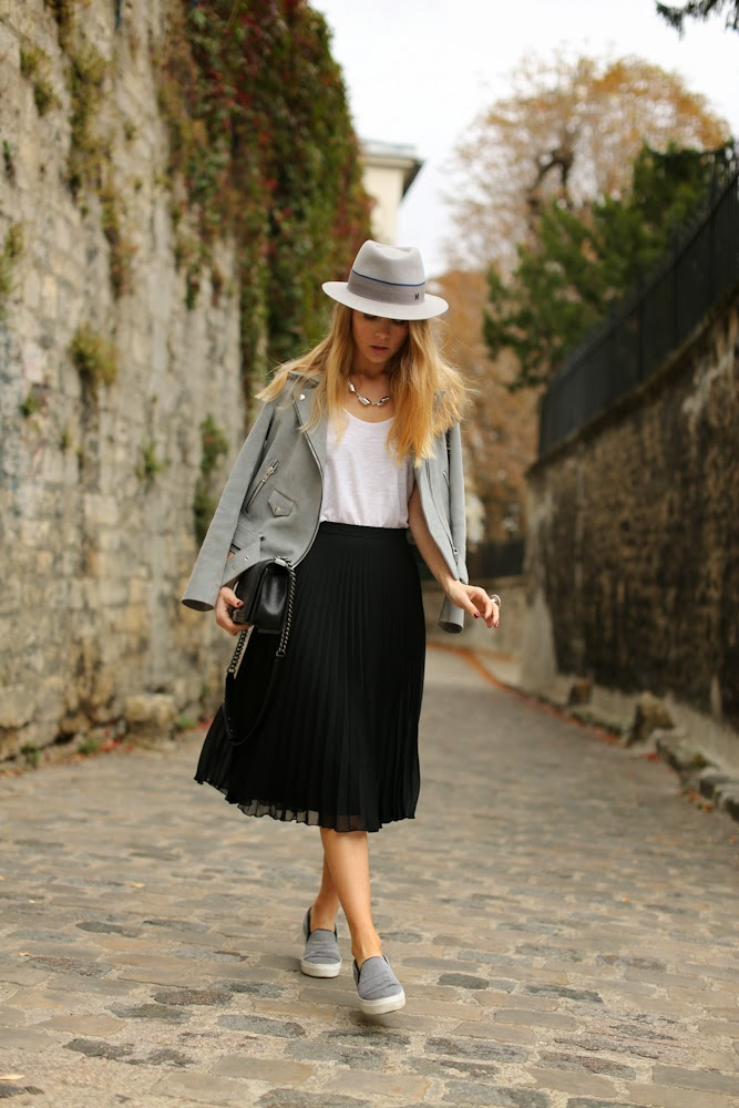 oasis, oasis fashion, chanel, céline, maison michel, fashion blogger, streetstyle, outfit, look du jour, paris