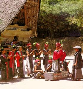 upacara kematian pada suku batak