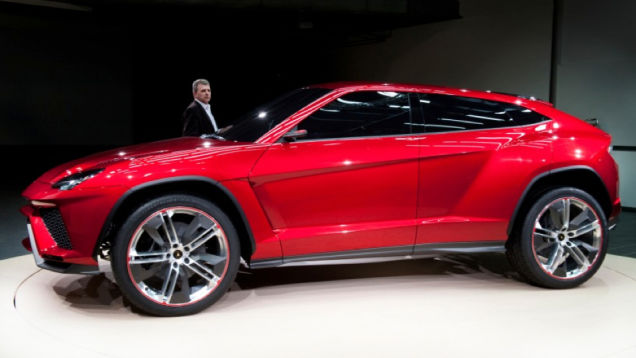 Ferrari Suv This Ferrari Suv Concept Teases What Could