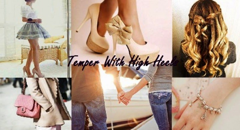 Temper With High Heels