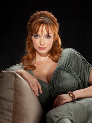 Hot Images Of Christina Hendricks Quot The Sexiest Woman In