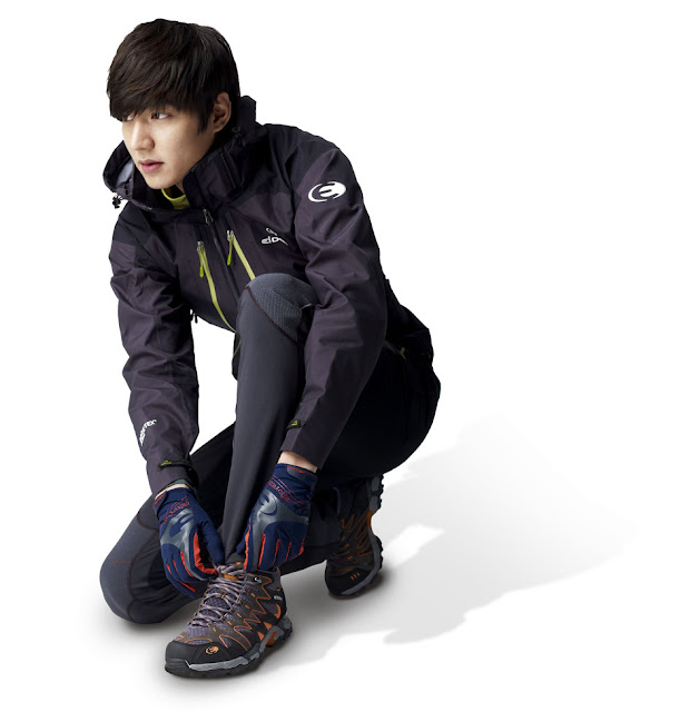 Sport Fashion♡Lee Min Ho