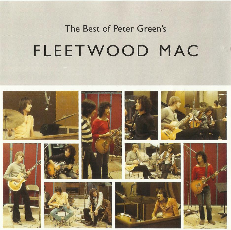 Rockasteria fleetwood mac the best of peter green s fleetwood mac