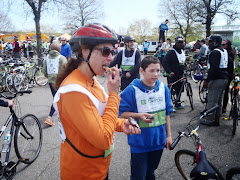 5 boro bike event, NYC, 45 miles