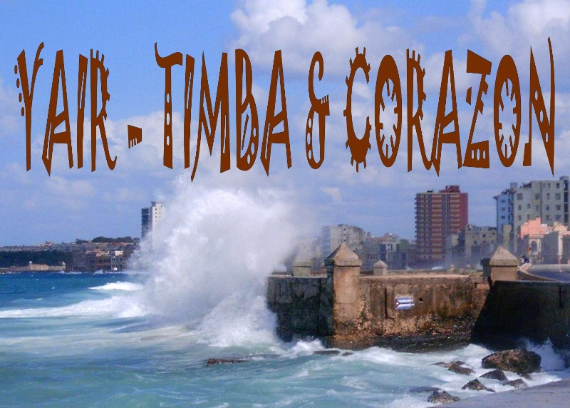 YAIR TIMBA Y CORAZON