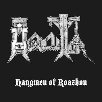 """HEXECUTOR - """"HANGMEN OF ROAZHON"""""""