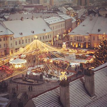 Ofertă Revelion Sibiu  439 EURO / persoana