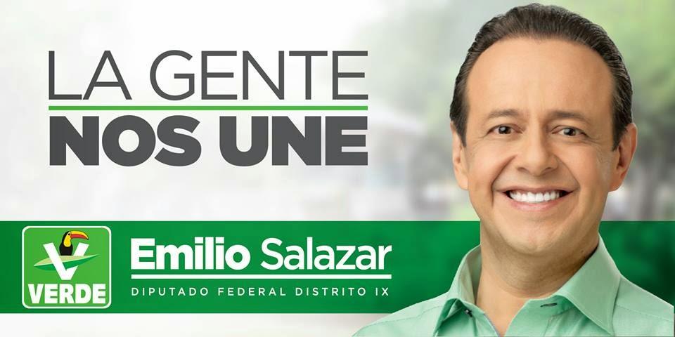 EMILIO SALAZAR