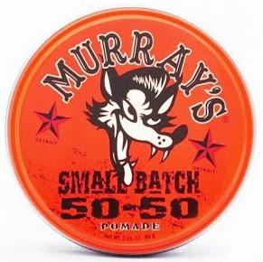 Murray's Small Batch 50-50 Hair Pomade