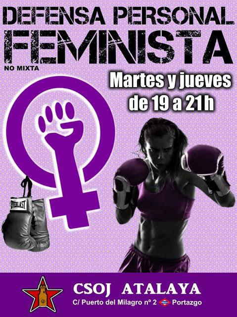 Defensa personal feminista