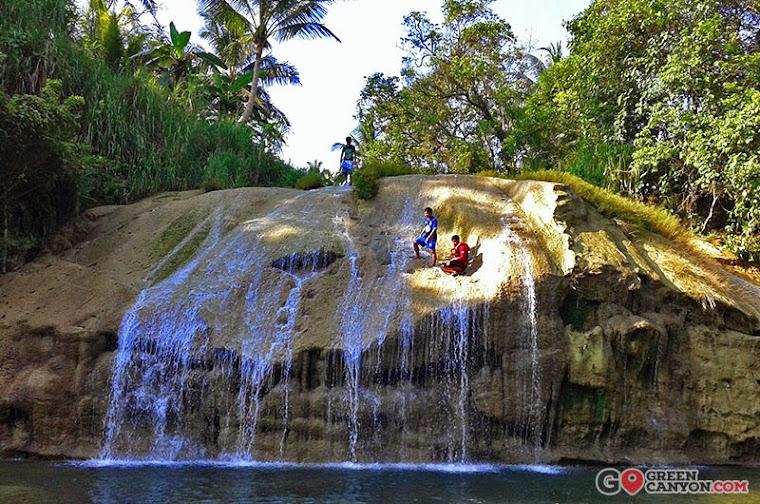 Curug Taringgul, Green Coral di desa Wisata Kertayasa