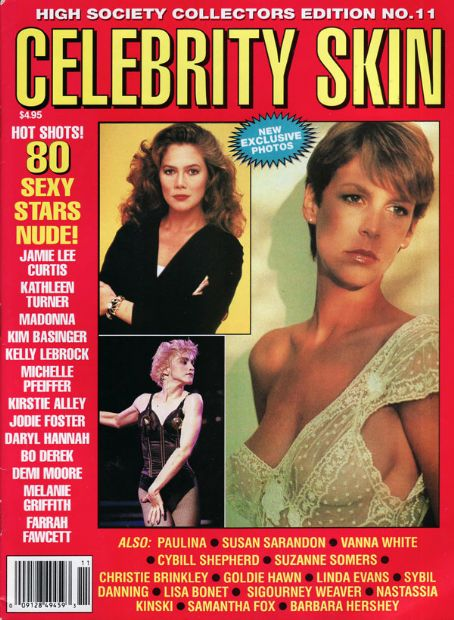 Celebrity Skin Magazine Subscription - MagazineDeals.com