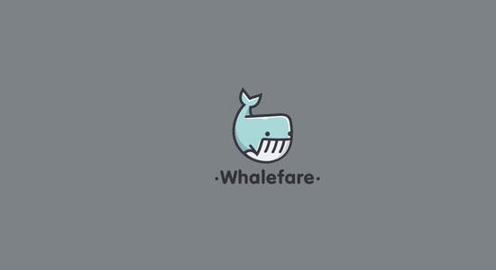 Whalefare logo