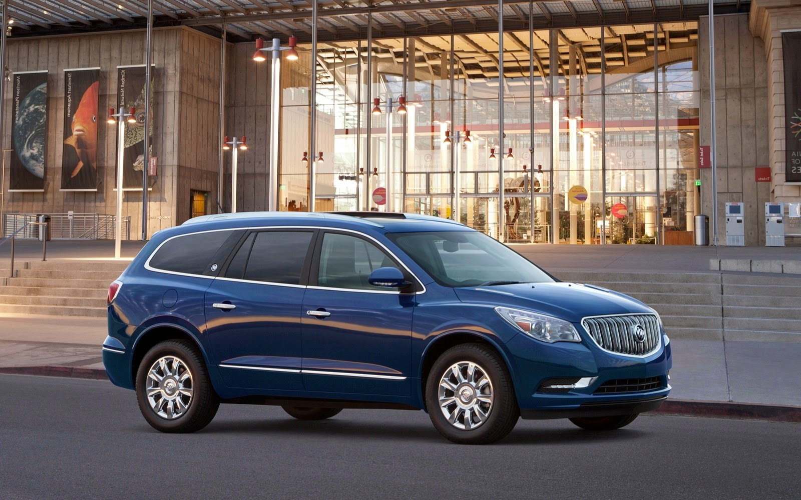 buick enclave large luxury crossover suv car reviews. Black Bedroom Furniture Sets. Home Design Ideas
