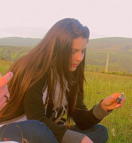 imagen de chica hondureña