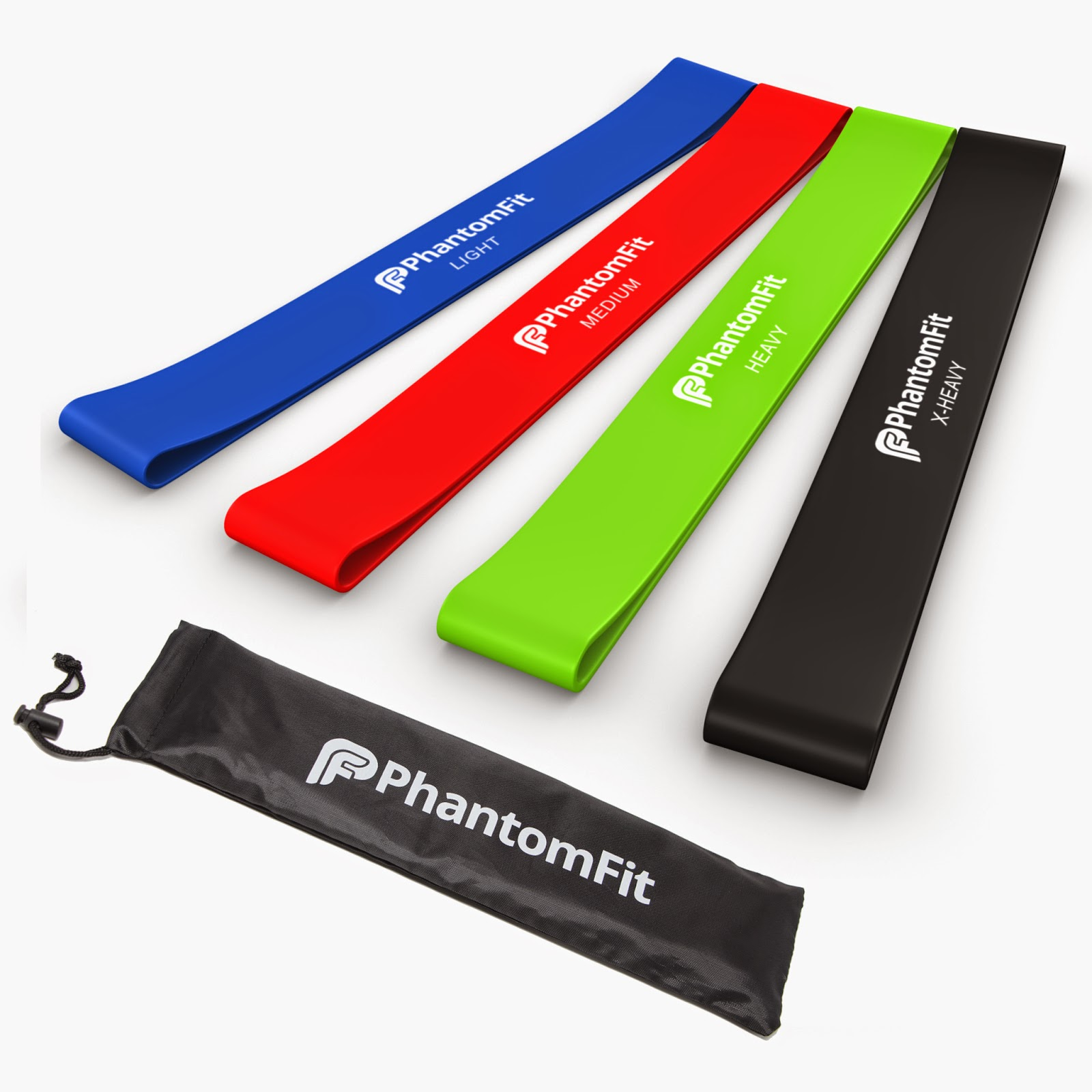 PhantomFit Resistance Loop Bands