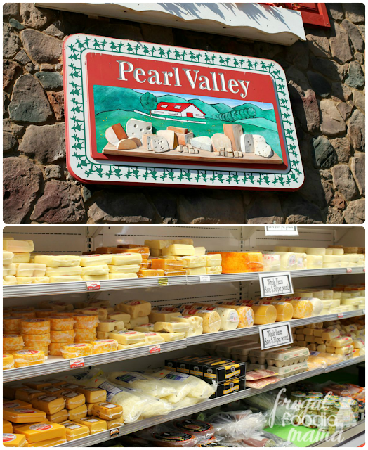 Pearl Valley Cheese as been making Swiss and Colby varieties for 80 years now in Ohio's Amish country.