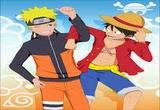 الاصدار الثالث للعبة قتال ون بيس ضد ناروتو Game OnePiece Vs Naruto 3