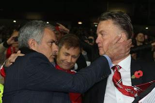 Mourinho dan Van Gaal