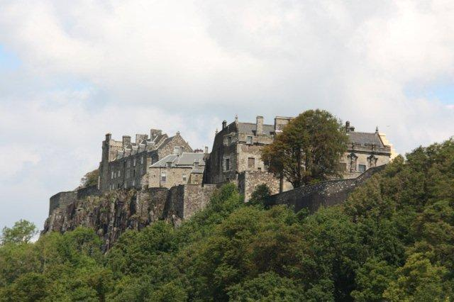 Castillo de Stirling en Escocia