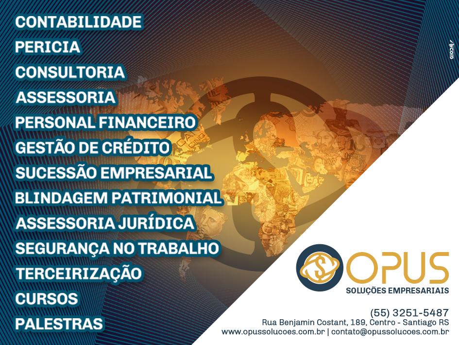 Opus soluções empresariais
