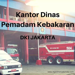 Nomor Telepon dan Alamat Kantor Dinas Pemadam Kebakaran DKI Jakarta