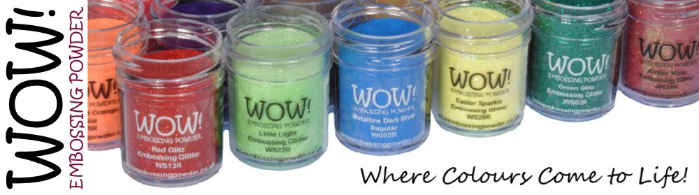 WOW! Embossing Powder, UK