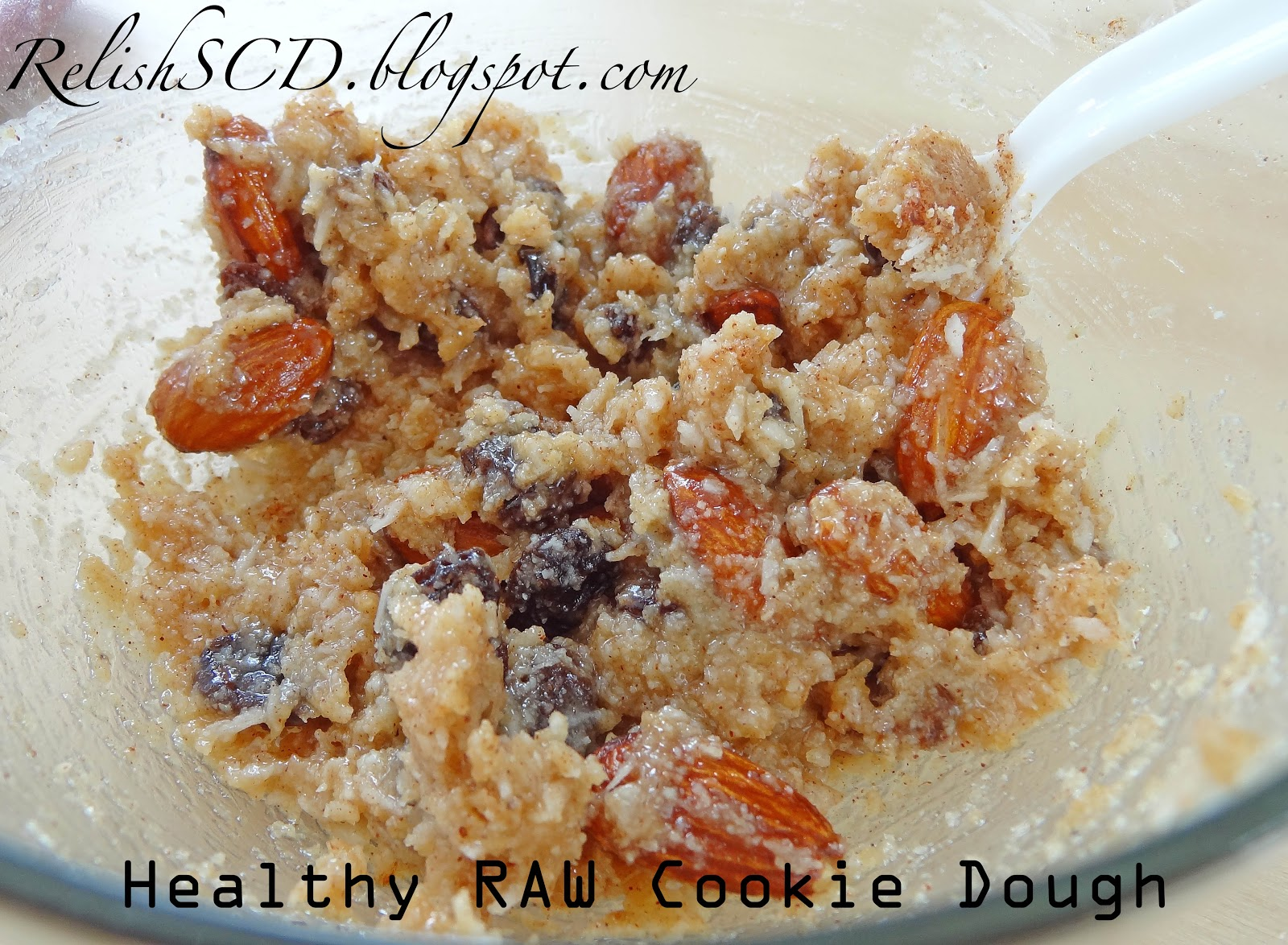 how to make cookie dough from scratch without vanilla extract