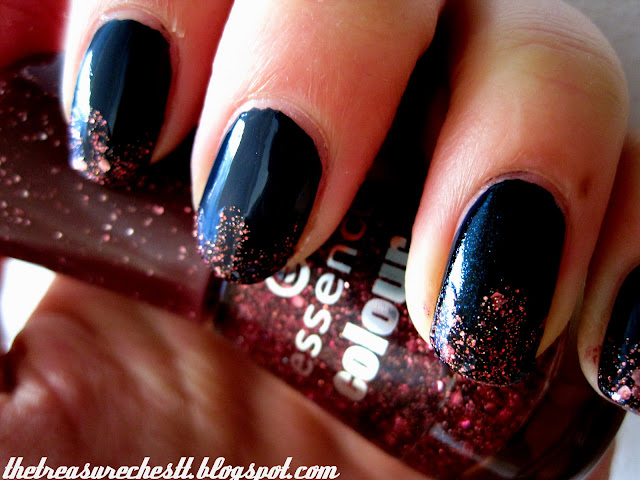 essie bobbing for baubles nyx robotic essence time for romance halloween glitter witch tips