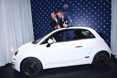 το νέο Fiat 500C