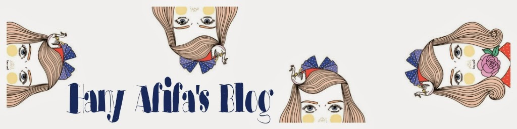 Hany Afifa's Blog