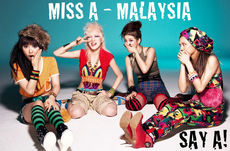 Miss A - Malaysia (SAY A) Official
