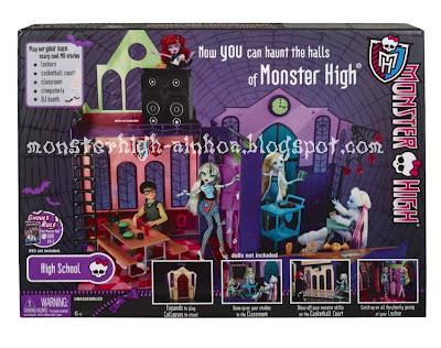 Monster high ainhoa septiembre 2012 - Casa de monster high ...