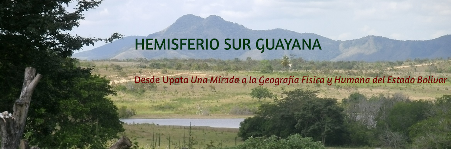 Guayana: Eje Sur Upata Santa Elena de Uairén