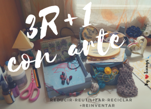 Nueva entrada, 16 de Diciembre: Regalar con material reciclado