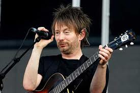 Thom Yorke of the band Radiohead