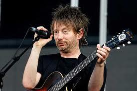Thom Yorke of the band Radiohead