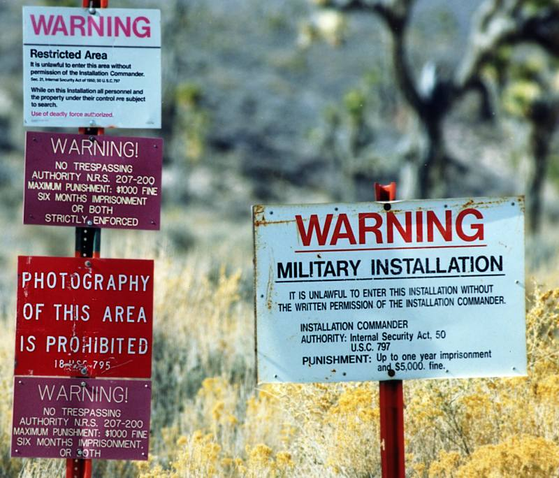 World of Mystery: Area 51