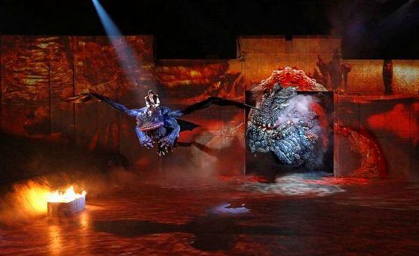 john krasinski how to train your dragon