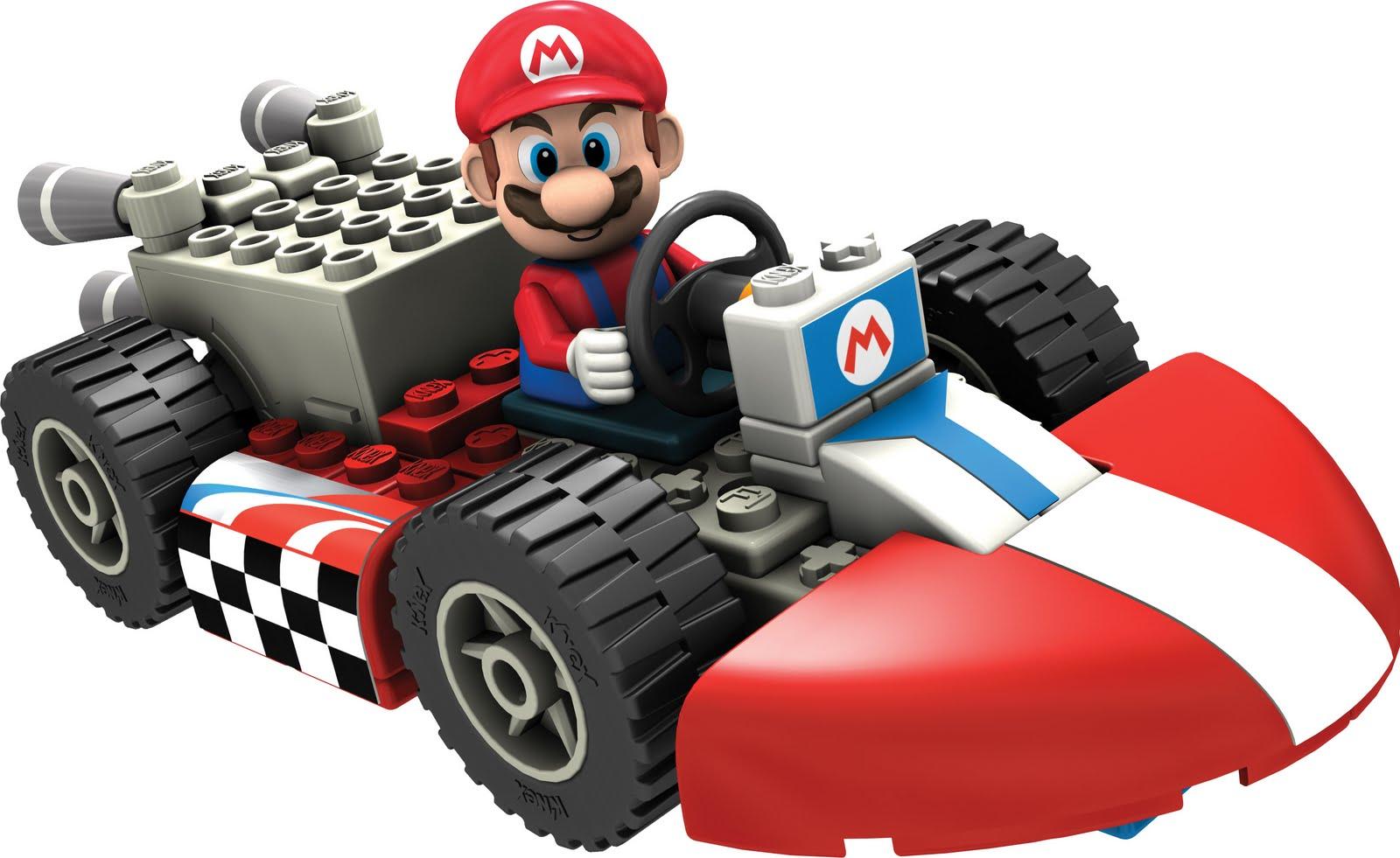 Mario Kart 8 Lego